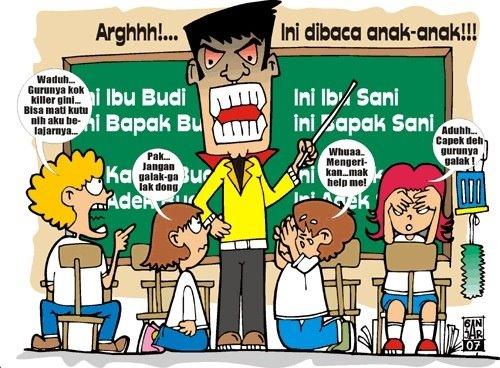 Perkembangan Pendidikan Di Indonesia Pak Guru Ian